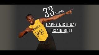 Happy Birthday USAIN BOLT | Birthday Special Video | Velicham Tv Entertainment