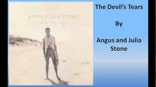 Angus and Julia Stone - The Devil's Tears (Lyrics)