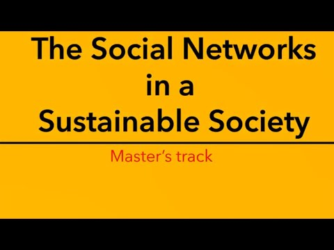 Testimonial van Master Social Networks In Sustainable Society