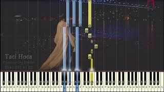 Org Ve Piyano Dersleri   Vazgeçtim ( Sezen Aksu )   Taci Hoca : 0543 232 91 22