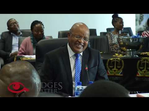 SA Gauteng HC - JSC Interview of Mr M L Senyatsi – Judges Matter (October 2019)