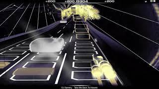 DJ Sammy - Take me back to heaven [Audiosurf]
