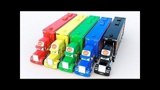 Cars & Aprender Colores Canciones Infantiles para ninos en espanol