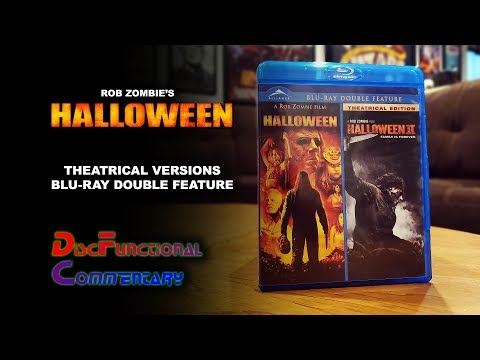 Rob Zombie's Halloween (Theatrical Editions) Blu-ray double feature