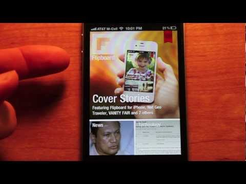 Flipboard for iPhone Best News App: Review