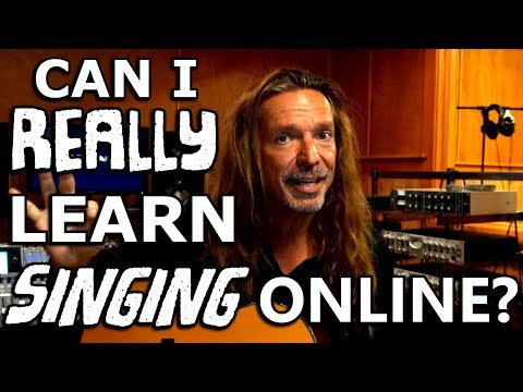 Can I REALLY Learn From An ONLINE Singing Program? Ken ...