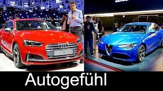 Paris Motor Show HIGHLIGHT REPORT Mondial de l'Automobile 2016 Autosalon
