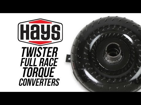 Hays Twister Full Race Torque Converters