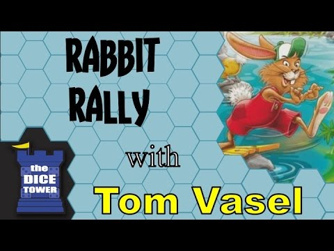 Rabbit Rally Review - with Tom Vasel