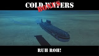 Cold Waters - Biting off more than you can chew...