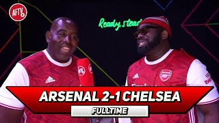 Arsenal 2-1 Chelsea | The Only Way Is Up! (Kelechi)