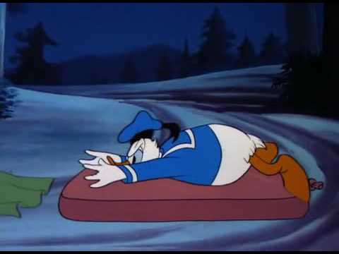 Donald Duck -  Wide Open Spaces (1947)