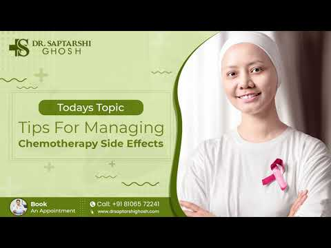 Tips : Managing Chemotherapy Side Effects