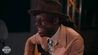 """J.S. Ondara   """"Saying Goodbye"""" (Recorded Live For World Cafe)"""