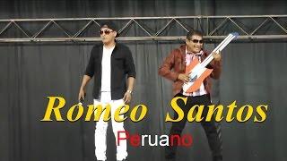 Romeo Santos peruano/ Cómicos ambulantes  HD