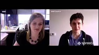 Zach Woods Talks Silicon Valley, Tech Startup Culture and More! #tbt