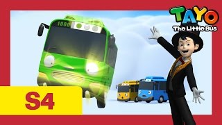 Tayo S4 EP14 l We love fairy tales l Tayo the Little Bus l Season 4 Episode 14
