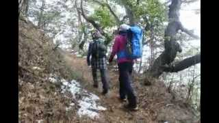 新春登山 子檀嶺岳