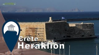 Crete | Walking In Heraklion Town