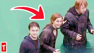 Harry Potter Bloopers That Make The Movies Even Better