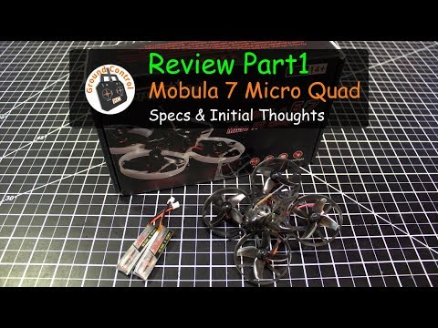 Review - Mobula 7 Power Whoop from Banggood with FC Reboot Fix!