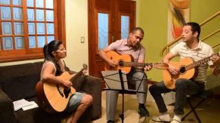 Olhe em meu coração - Avulso CCB - (( Janaina, Marcelo e Rogerio