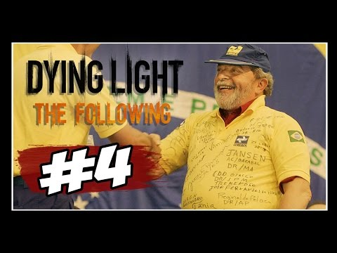 Dying Light: The Following  - Parte #4 - Virei Carteiro :v [Dublado PT-BR]