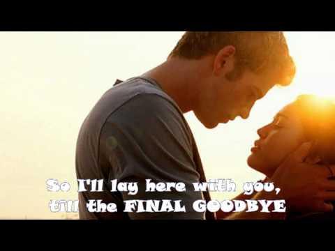 Rihanna - Final Goodbyes ..(Lyrics)
