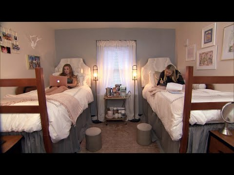 This is The Most Luxurious College Dorm Room You've Ever Seen