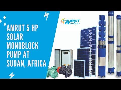 2 HP Solar Pump Kit