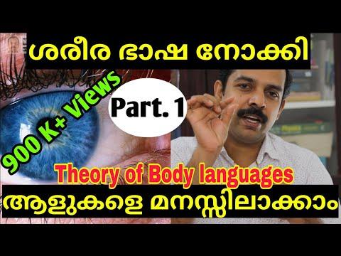 How to read Body languages of others? | ശരീര ഭാഷ നോക്കി ആളുകളെ മനസ്സിലാക്കാം. |Part 1