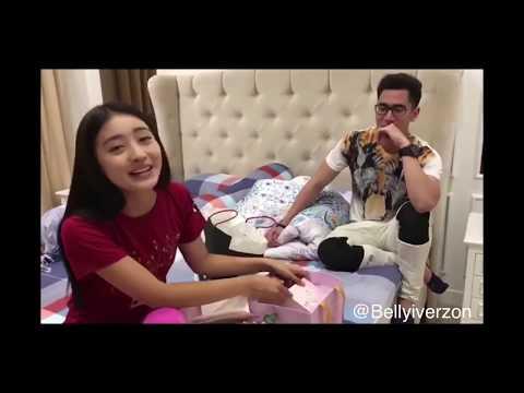 Surprise Valentines Day Verrel Untuk Natasha willona ( Bellyiverzon Vlog)