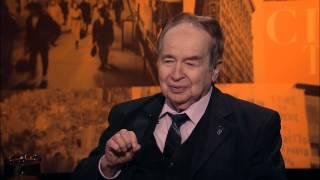 City Talk:  Joe Franklin, legendary New York TV/radio host. Pt. 1 of 2