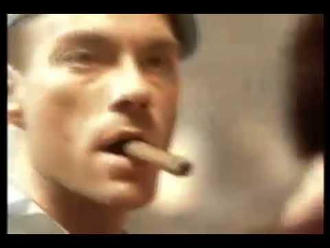 VAN DAMME - Unseen Footage - Street Fighter The Movie - Uncut