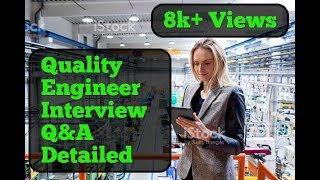 Quality Control Interview Questions Manufacturing Free Online
