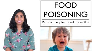FOOD POISONING in Babies and Kids | Reason, Symptoms and Prevention
