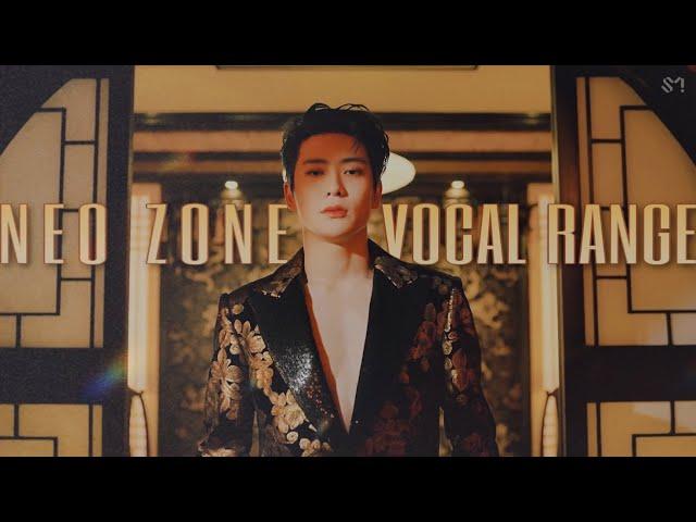 NCT 127 「Neo Zone」VOCAL RANGE