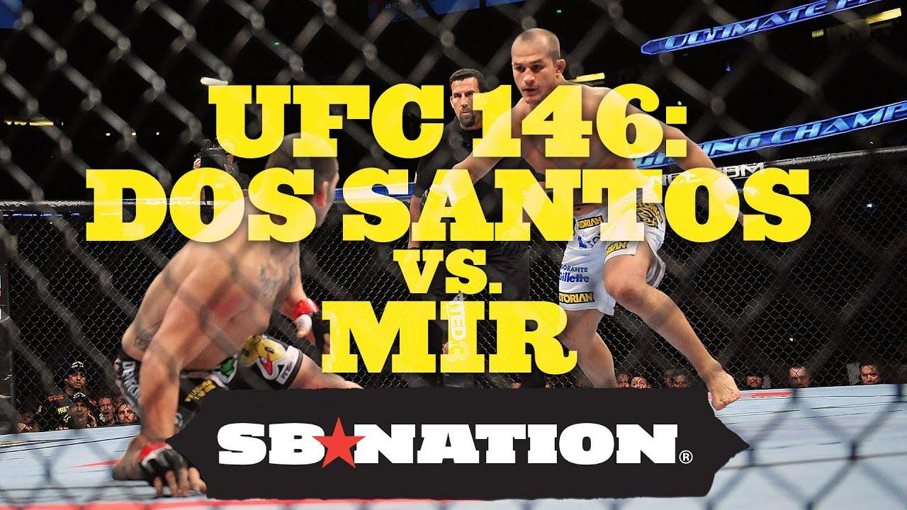 UFC 146: Dos Santos vs. Mir thumbnail