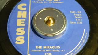 The Miracles - I Love Your Baby