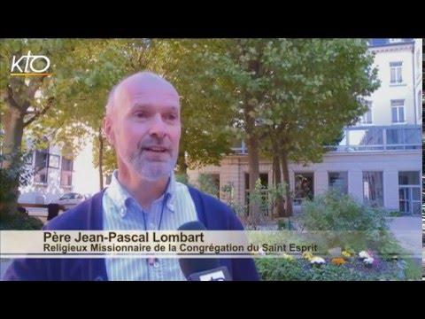 Père Jean-Pascal Lombart (Semaine missionnaire mondiale)
