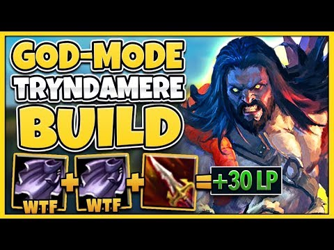 THIS NEW BUILD GIVES 2.50 AS AND 100% CRIT AT 15 MINUTES (INSANELY OP) - League of Legends