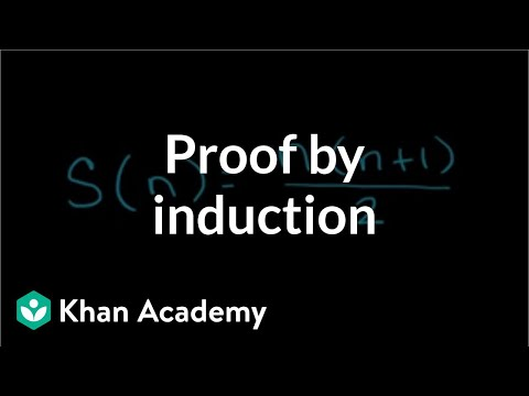 A thumbnail for: Sequences, series and induction