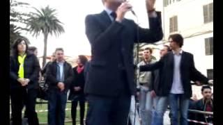 preview picture of video '7 Maggio 2014 - da piazza Castello a Sassari'