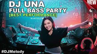 Gambar cover DJ UNA PALING TOP BREAKBEAT 2018 FULL BASS MUSIKNYA NENDANG BOSSKU ENJOY PARTY (MASUK PAK EKO)
