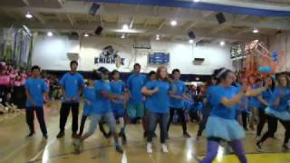 TKA: Spirit Week Dance - Ochos (2017)