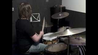 How To Play Grapevine Fires on Drums - Lesson (Death Cab For Cutie)
