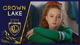 """Unable to cope with the drama of Crown Lake, Nellie returns to Attaway, but quickly discovers that things aren't much better at home.   SUBSCRIBE: https://brat.tv/BratSub  WATCH MORE CROWN LAKE https://brat.tv/CrownLake_Season1  ABOUT CROWN LAKE When Eleanor """"Nellie"""" Chambers shows up at Crown Lake Academy, a fancy all-girls boarding school, she knows this school is her ticket to a new & better life. But she also knows fitting in and learning the ropes isn't going to be easy. Until she finds a guide.   CROWN LAKE 