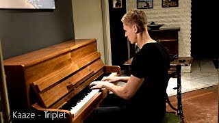 Kaaze - Triplet (Piano Cover) [HD]