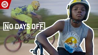 11-Year-Old World's FASTEST BMX Rider