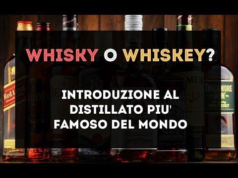 Whisky o Whiskey? Introduzione al distillato più famoso del mondo.